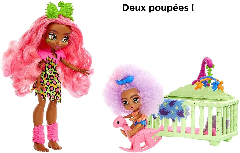 deux poupées fernessa poupée cave club