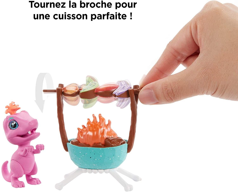 illustration dino emberly poupée cave club